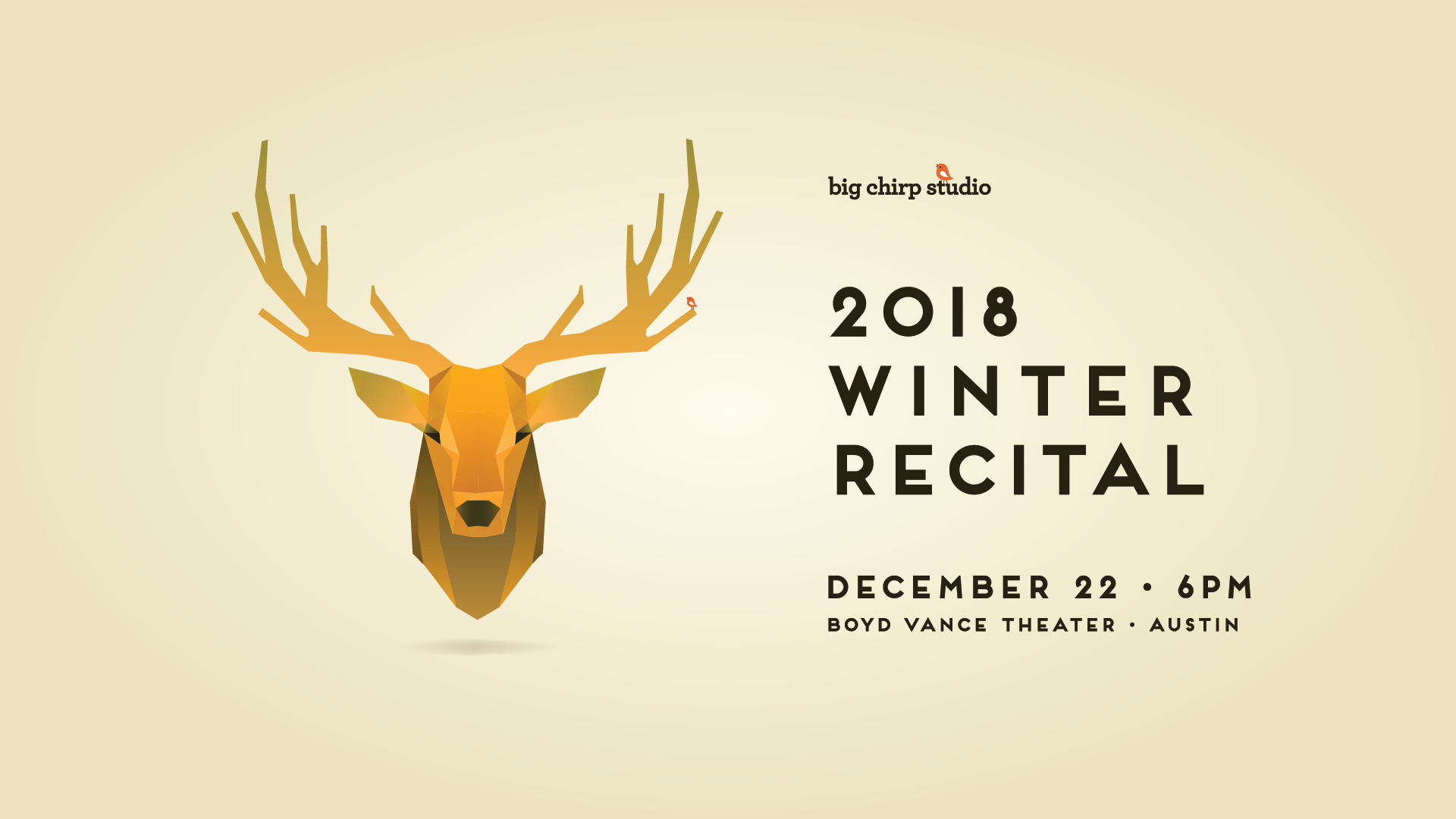 2018 Winter Recital
